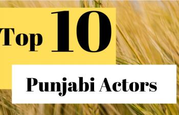 Top 10 Punjabi Movie Actors