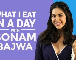 What Sonam Bajwa eat in a day