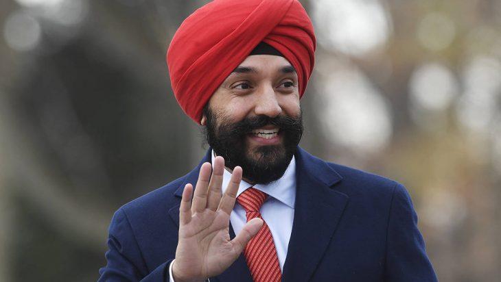 Navdeep Bains (Politician) Biography | Punjabi Celebrities