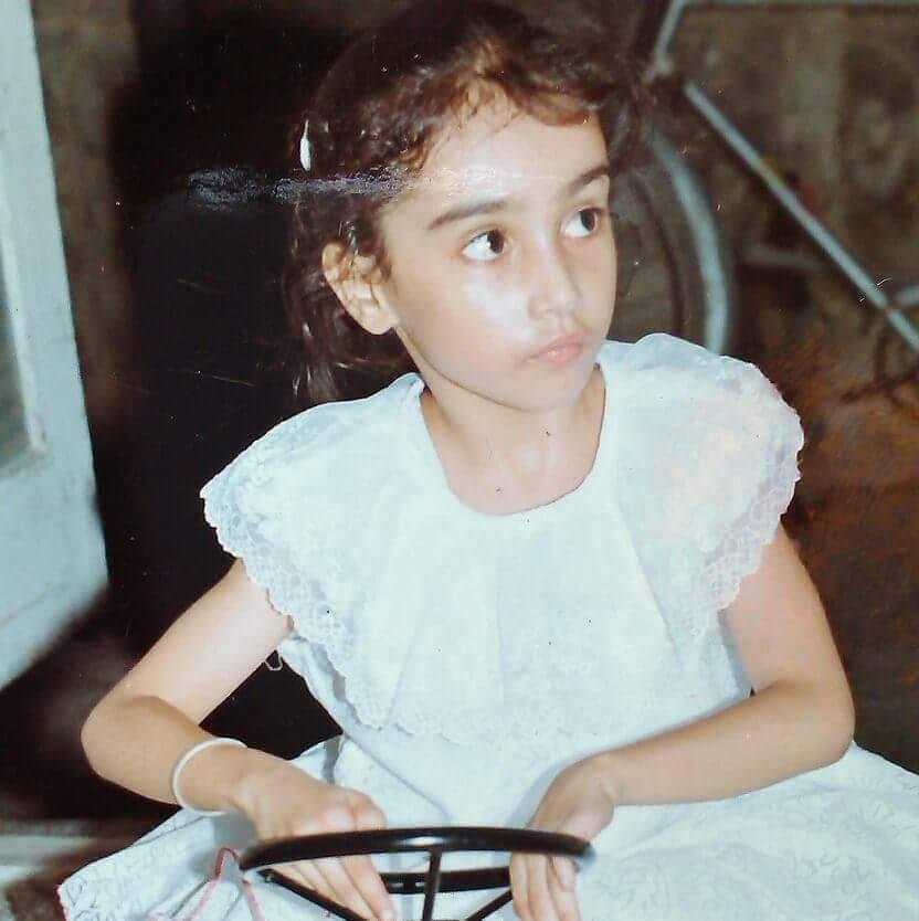 barbie_maan_childhood
