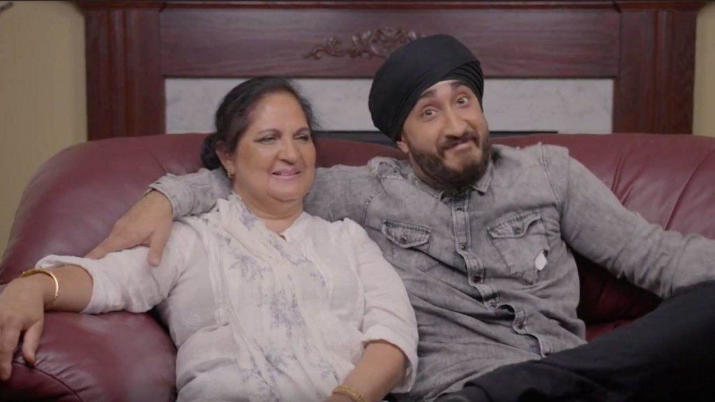 Jus Reign Mother