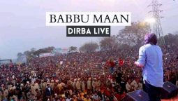 Babbu Maan Highest Crowd