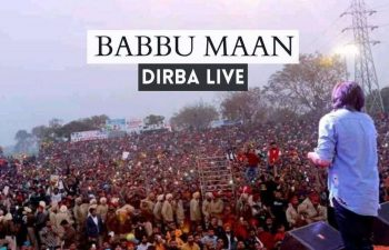 Babbu Maan Highest Crowd