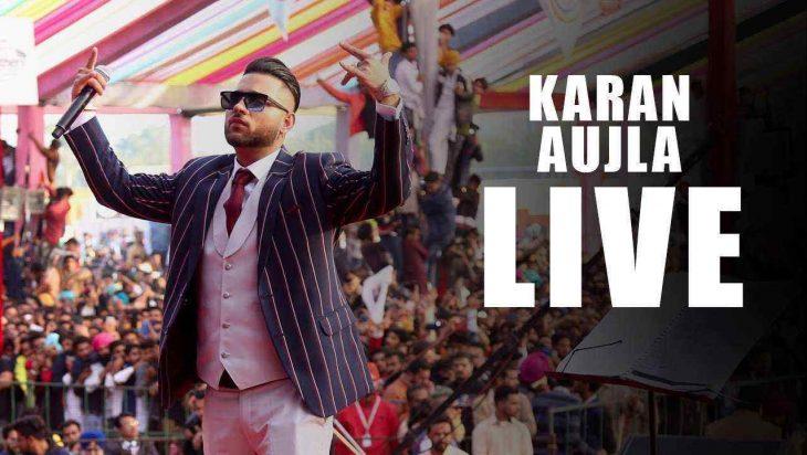 Karan Aujla Highest Crowd