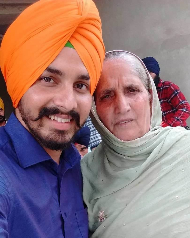 Uday Shergill Mother