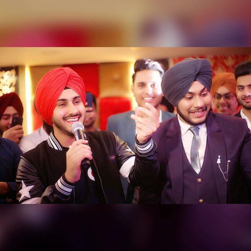 Kirat Gill and Rohanpreet Singh