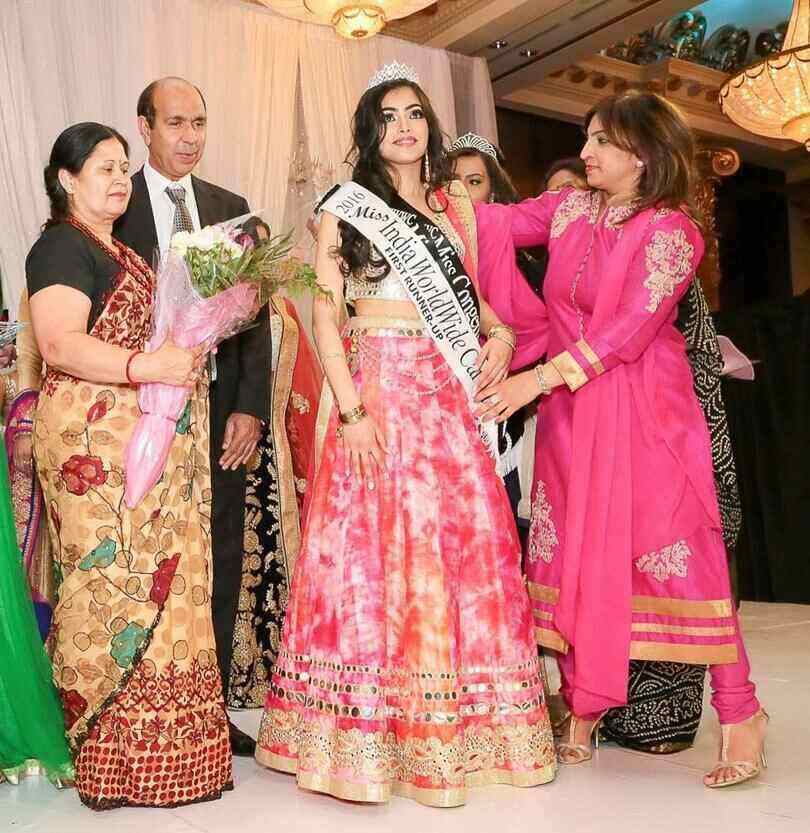 Miss India Worldwide Canada 2016