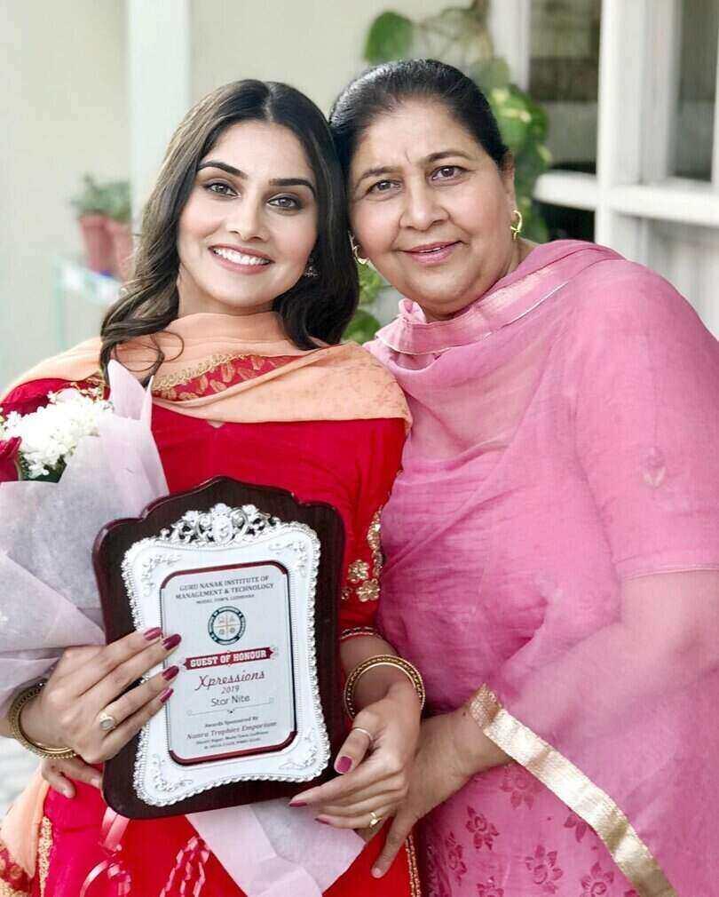 Prabh Grewal Mother