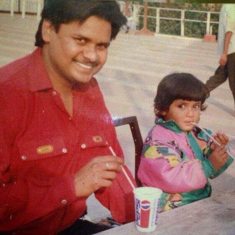 Shipra Goyal Father