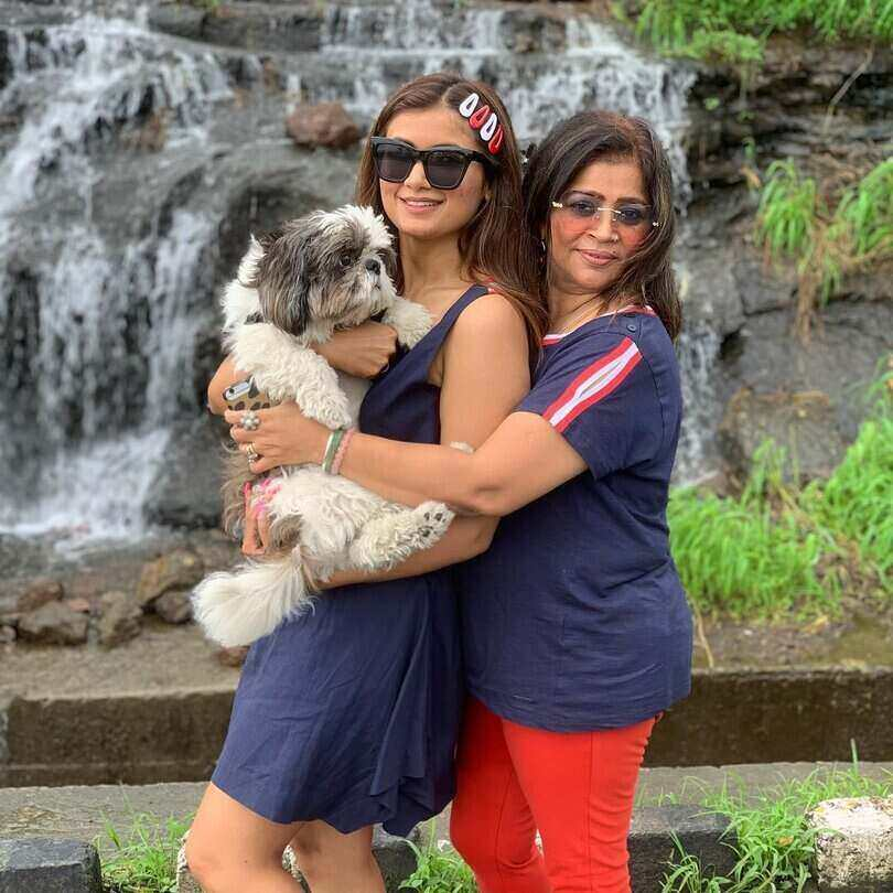 Shipra Goyal Mother