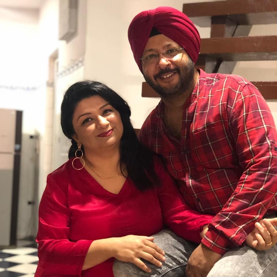 Avneet Kaur Father and Mother