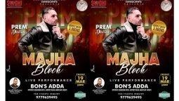 Prem Dhillon Live Event