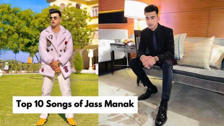 Top 10 Songs of Jass Manak