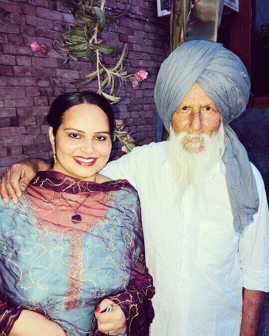 Deepak Dhillon Father
