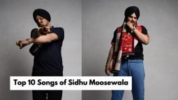 Top 10 Songs of Sidhu Moosewala