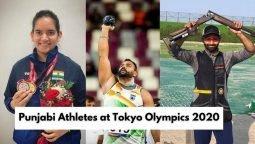 Punjabi Athletes at Tokyo Olympics 2020