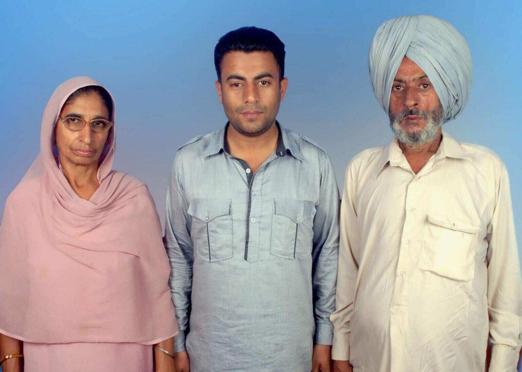 Swarn Singh Tehna Father