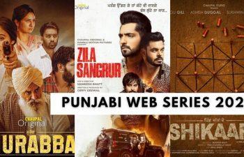 Punjabi Web Series 2021