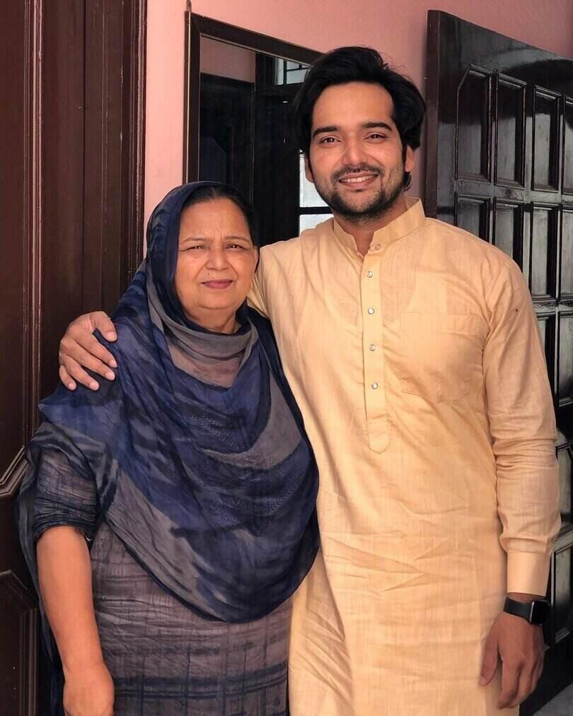 Raj Jodhan Mother