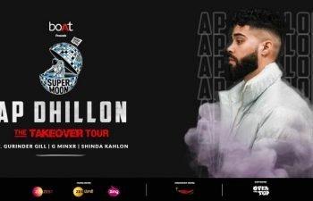 Takeover Tour AP Dhillon